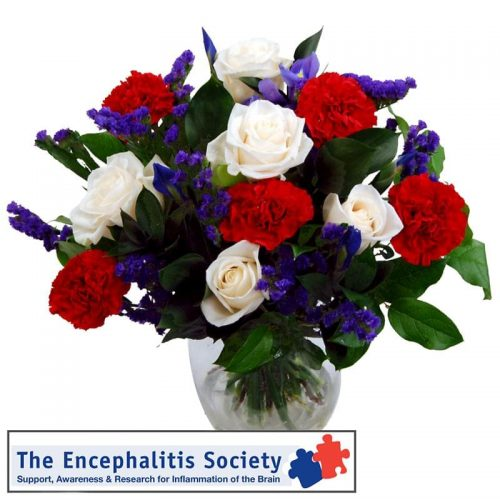 Encephalitis Society Bouquet