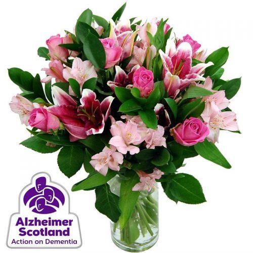 Alzheimer Scotland Bouquet